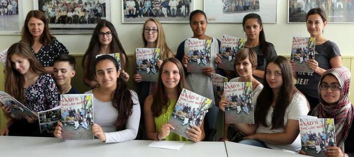 Schülerzeitung
