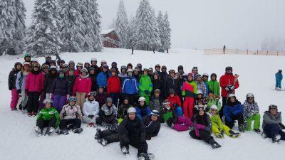 Skifreizeit Feldberg 20162